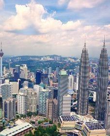 City in Malaysia