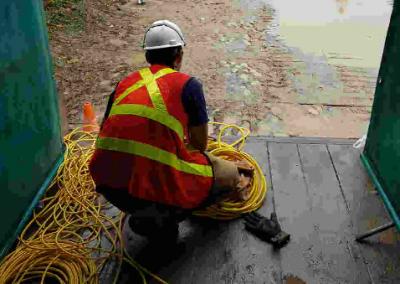 Sungei Bedok NEWater Pipeline