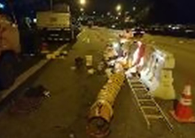 Toa Payoh 800mm Pipeline Leak Detection
